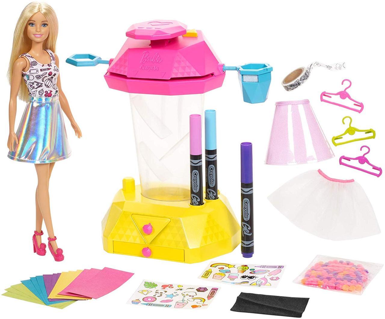 Барби Волшебное конфетти