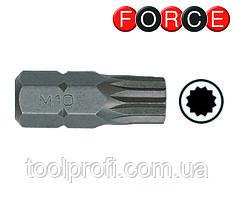 10 мм Бита Spline M6, L=30 мм