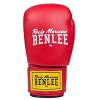 Боксерские перчатки BENLEE RODNEY Красные, 10,14 унций