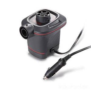 Электрический насос для надувания Intex 66636 от прикуривателя (12 V, 600 л/мин)