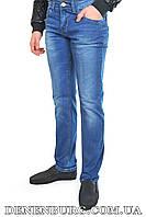 Джинсы мужские POBEDA 8138 синие, фото 1
