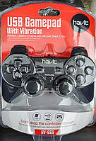 Джойстик игровой HAVIT HV-G69 USB черный