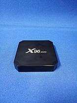 ТВ-приставка X96 mini 4К (2/16 Gb) 4 ЯДРА Android 7.1.2 + Подарок!, фото 2