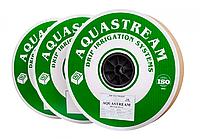 Капельная лента AQUASTREAM (Аквастрим) 6 mil 10 см 1,0 л/ч  1м