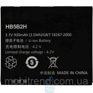 Аккумулятор Huawei HB5B2H 930 mAh для C5900 AAAA/Original тех.пакет