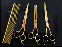 Набор ножниц Joewell Gold