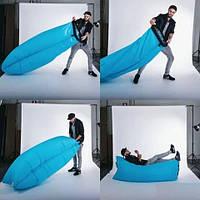 Надувной гамак-ламзак 190*90 см ткань оксфорд