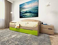 Детская кровать Л-5 80х190 см ТМ Лион