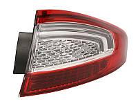 Фонарь задний правый Ford Mondeo IV (рестайлинг) 2010 - 2014 внешний, LED, (FPS, FP 2814 F2-P) OE 1717214 - шт.