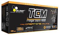 Креатин TCM Mega Caps 1100 (120 caps)