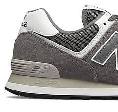 Кросівки new balance 574ESN чоловічі сірий р. 44.5, фото 2