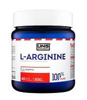 Аргинин UNS - L-Arginine (200 грамм)