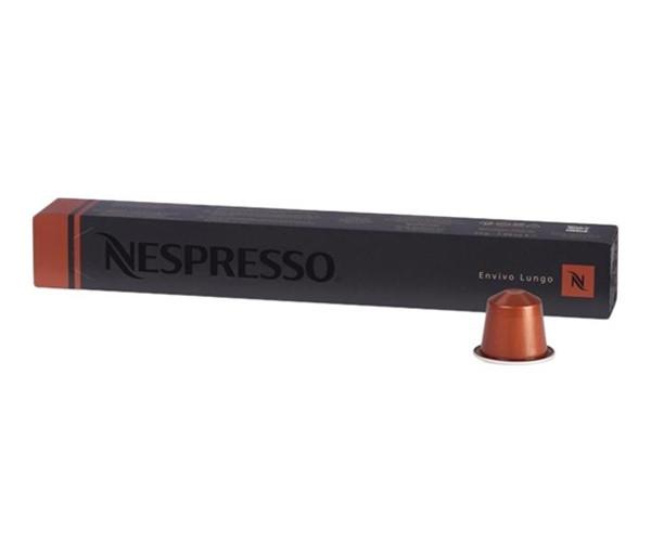 Кофе в капсулах Nespresso Envivo Lungo (тубус) 10 шт