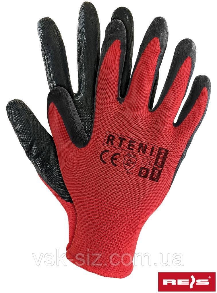 Перчатки Нитриловые RTENI REIS