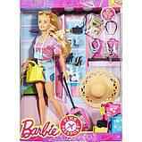 Лялька Барбі мандрівниця, фото 5