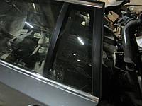 Заднее левое глухое дверное стекло BMW E61 5-series, фото 1