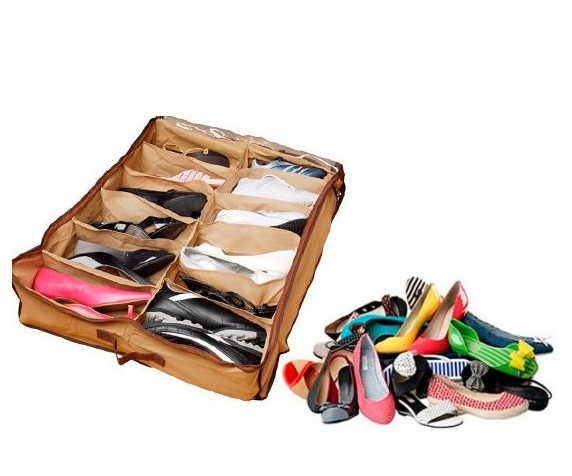 Органайзер для обуви на 12 ячеек