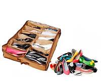 Органайзер для обуви на 12 ячеек, фото 1
