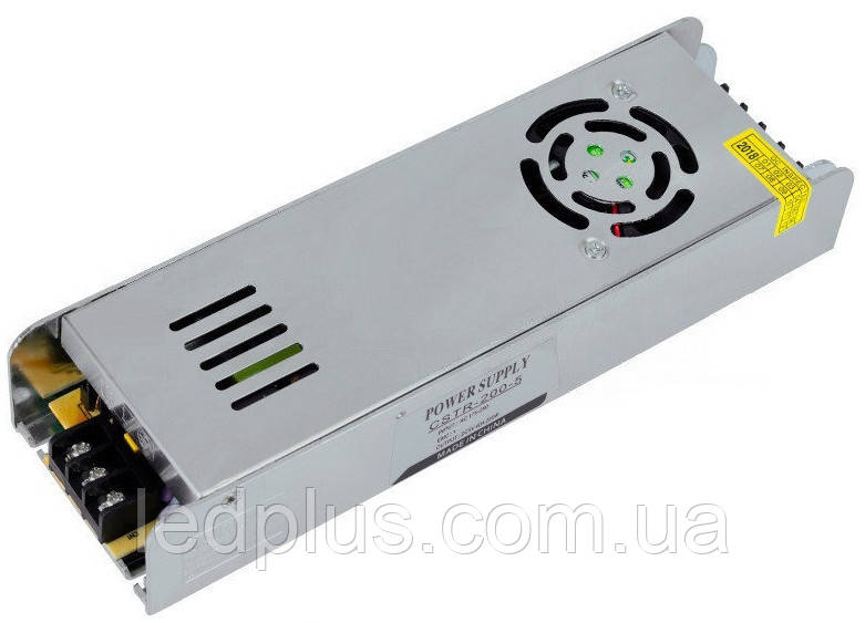 Блок питания 5В 40А  CSTR-200-5