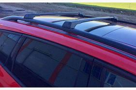 Перемычки на рейлинги без ключа (2 шт) Lexus CT200H