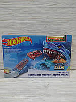 Hot Wheels Укус акулы