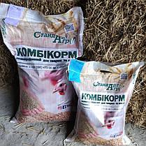 """Комбикорм для бройлера ТМ """"Стандарт-Агро"""" ПК 5-4, фото 3"""