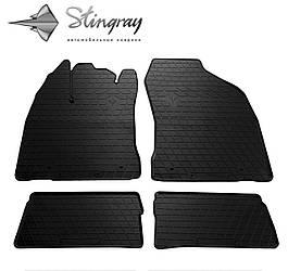 Резиновые коврики (4 шт, Stingray Premium) Lexus CT200H