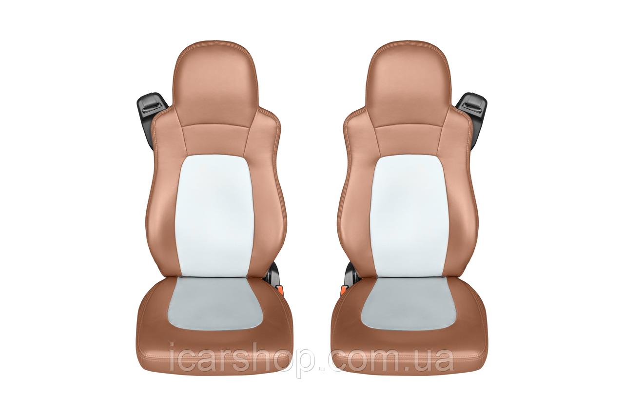 Чехлы на сиденья DAF XF 105 (05-13)