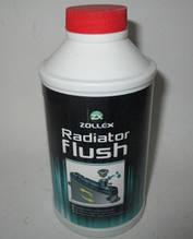 Промывка  радиатора ZOLLEX Radiator Flush 0.5л