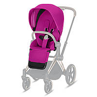 "Комплект ткани для Cybex ""Priam Lux Seat"" - Fancy Pink  (519002327)"