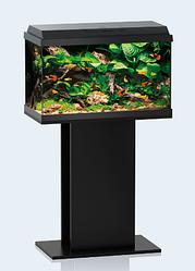 Аквариум прямоугольный небольшой JUWEL (Джувел) Primo 70 LED, черный 70 литров