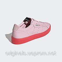 Обувь женская Adidas Sleek W BD7475  , фото 3