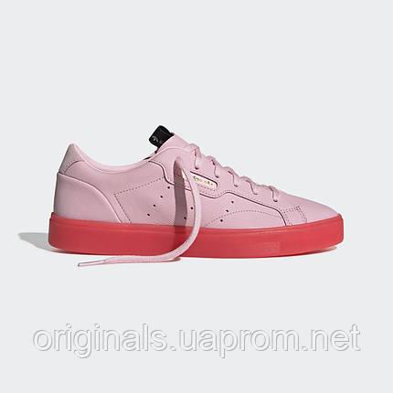 Обувь женская Adidas Sleek W BD7475  , фото 2