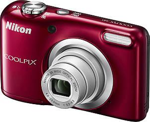 Фотоапарат Nikon Coolpix A10 Red, фото 2