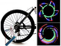 Светодиодная подсветка колеса 32 узора (16LED) 1шт