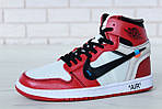 Мужские кроссовки Nike Jordan Off White, фото 3