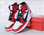 Мужские кроссовки Nike Jordan Off White, фото 10
