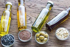 Растительные масла: вкус и польза
