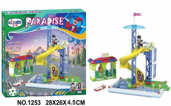 Конструктор Bela Paradise (228 деталей) 1253, фото 2