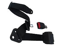 Ремені безпеки трьох точкові (інерційні) / Ремни безопасности трехточечные (инерционные, автоматические)