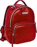 Сумка-рюкзак, красная, 17*9*25см YES