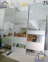 Раздвижные двери купе (в шкафы, гардеробные) фотопечать, лакобель, пескоструй