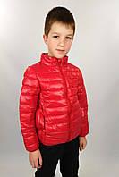 Модная куртка детская, куртка весенняя для мальчика - ВМА-7356
