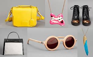 Взуття, одяг, сумки та аксесуари