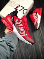 Женские кроссовки Nike Air Max 270 SUPREME  \ Найк Аир Макс 270 Суприм \ Жіночі кросівки Найк Аір Макс 270