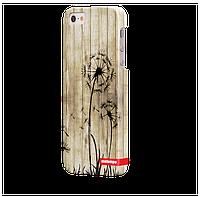Чехол для iPhone 5/5s Облетающий одуванчик