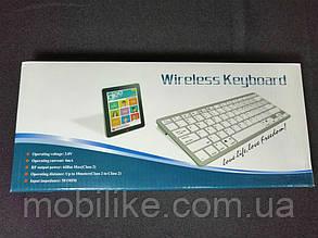 Універсальна Bluetooth клавіатура BK3001BA