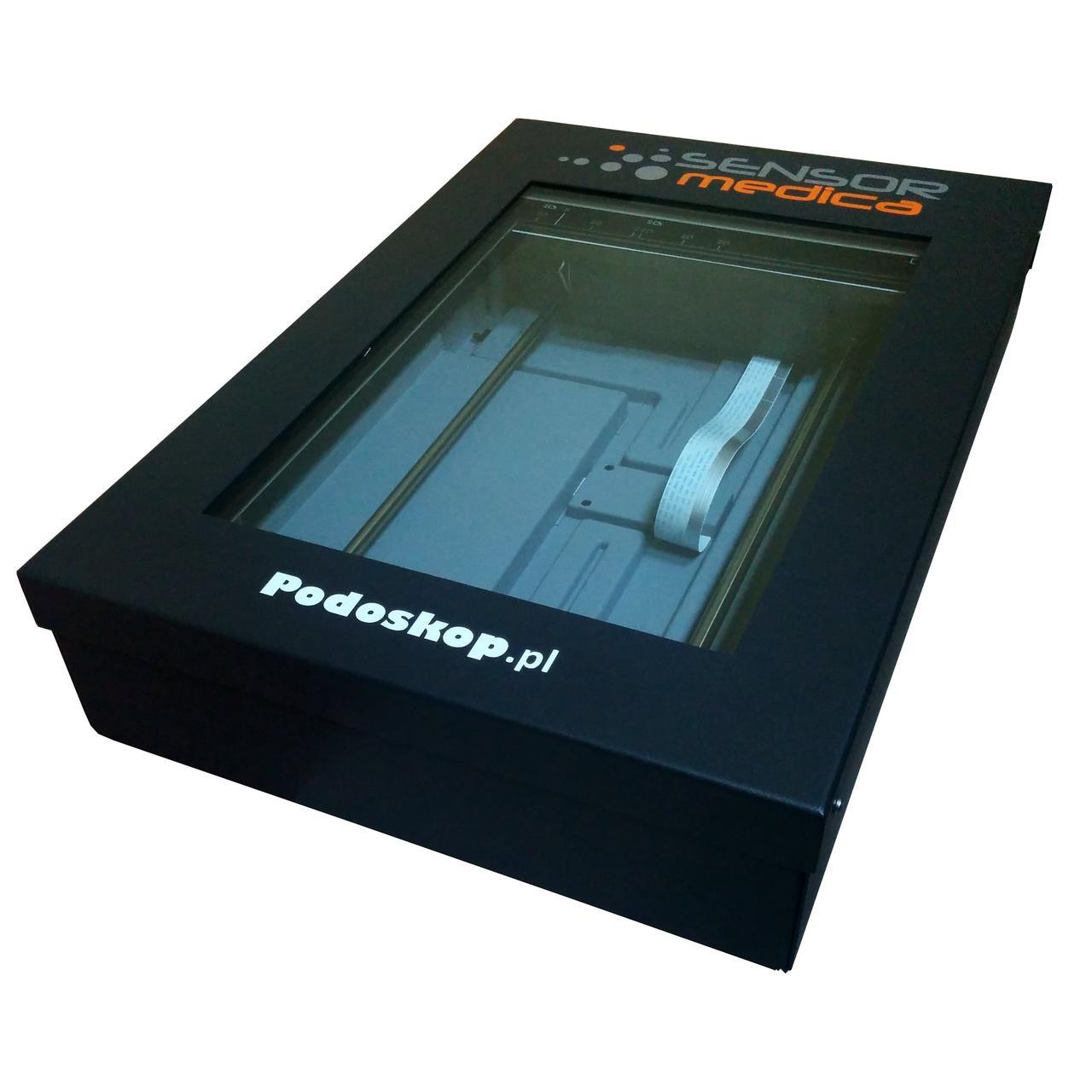 Подосканер для диагностики стоп 2D FootCAD + программное обеспечение FreeStep BASIC, фото 1