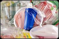 Одноразовая посуда в индивидуальной упаковке