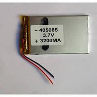 Аккумулятор литий-полимерный 3.7V 3200mAh 4*50*85мм